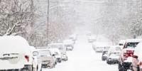 Из-за погодных условий движение грузовиков через Абранском перевал приостановлен