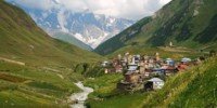 Вершины и уголки Грузии, которые невозможно обойти